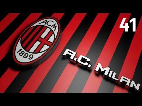 Football manager 2019. Карьера за Милан № 41. Напряженное закрытие трансферного окна