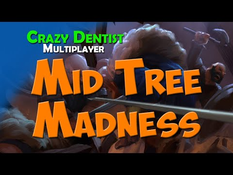 Mid Tree Madness | Wolf clan in 3v3 | Northgard