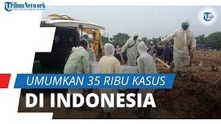 Umumkan 39 Ribu Kesembuhan, Total Pasien yang Sudah Negatif Covid-19 di Indonesia Hampir 3 Juta