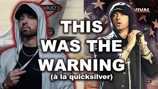 Kamikaze's First Verse Wasn't Even On Kamikaze – We Take On Eminem's Chloraseptic Remix