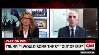 Military analyst weighs in on Trump's plan to bomb ISIS
