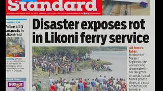 Disaster exposes rot in Likoni ferry service