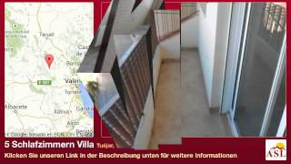 preview picture of video '5 Schlafzimmern Villa zu verkaufen in Tuéjar, Valencia, Spain'
