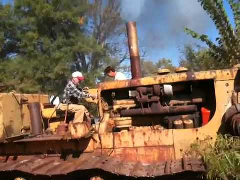 Cat D9D Alive and running after 20yrs