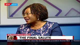 Moi's Final Salute: How Moi shaped KANU's Women Congress and Legislature