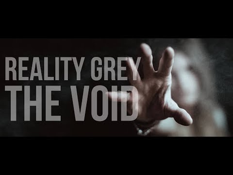 REALITY GREY - The Void (Official Video 2018) online metal music video by REALITY GREY