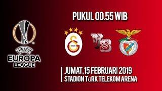 Jadwal Pertandingan Liga Eropa, Galatasaray Vs Benfica, Jumat Pukul 00.55 WIB