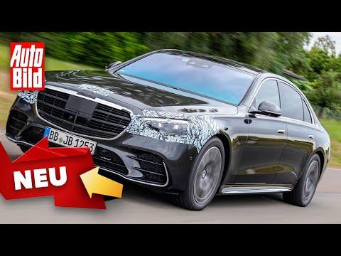 Mercedes S-Klasse (2020): Neuvorstellung - Test - Erlkönig - Luxuslimousine