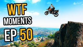 PUBG: WTF Moments Ep. 50