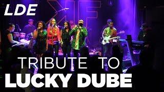 LUCKY DUBE TRIBUTE – THE LDE LIVE @ REGGAE ON THE MOVE VLAARDINGEN