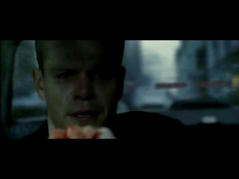 The Bourne Supremacy - Moscow Car Chase
