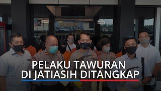 Tawuran di Jatiasih Bekasi Telan Korban Jiwa, Delapan Pelajar Ditangkap