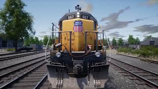 VideoImage1 Train Sim World®: Peninsula Corridor: San Francisco – San Jose Route Add-On