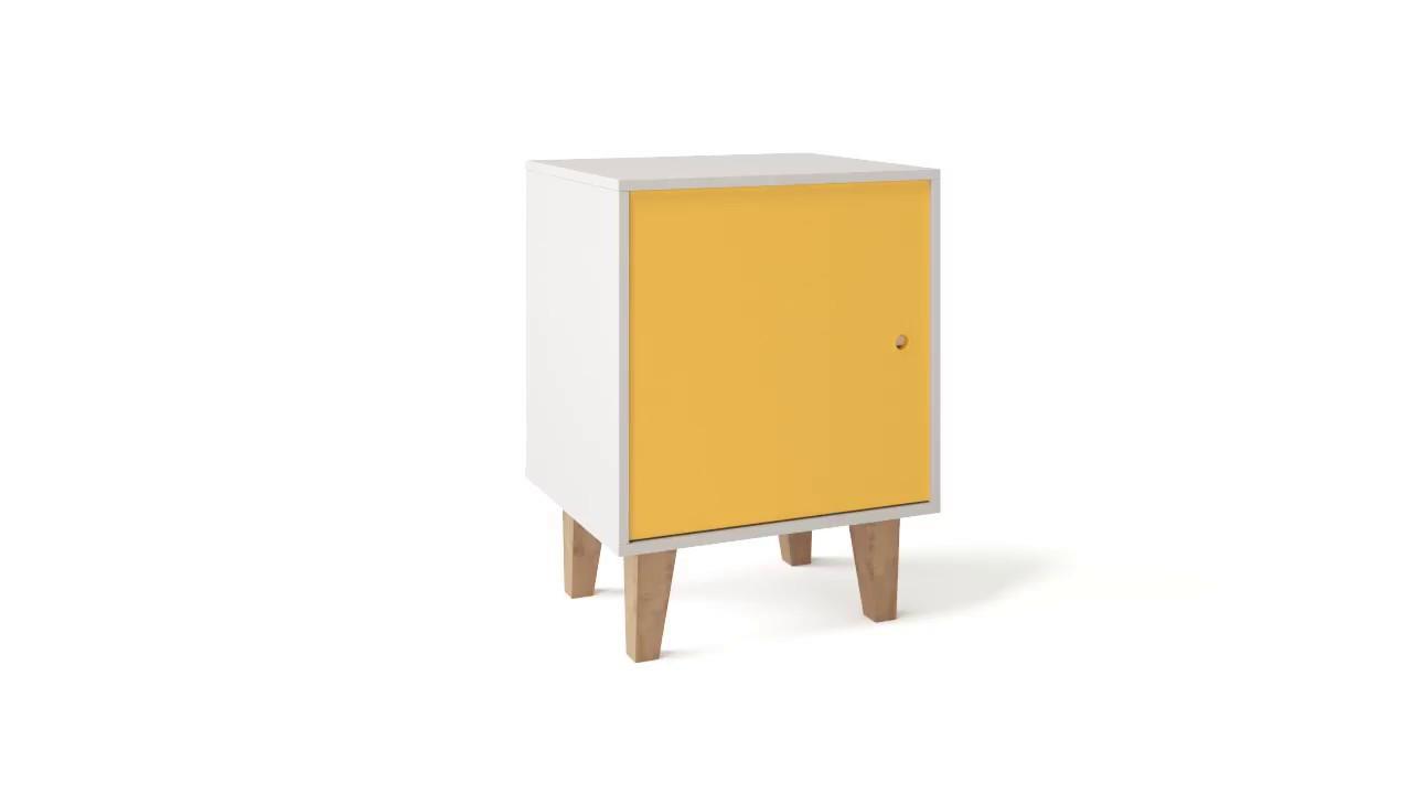 Concept Bedside Cabinet