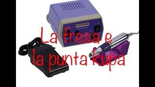 Ricostruzione unghie - La fresa + punta kupa || Madda.fashion