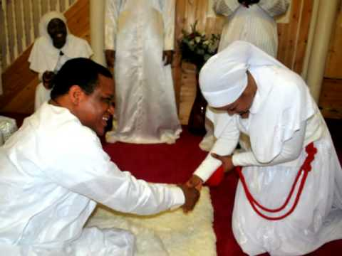Divine Handshakes