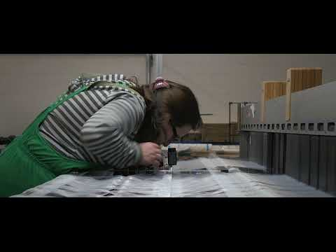 EXTRIS - Italy - Screen-Printing Mesh Manufacturing -
