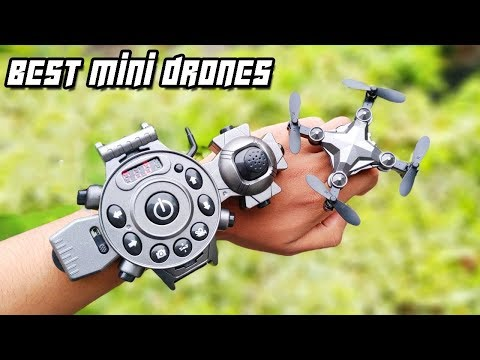 Smallest Drone With Camera | Best Drones 2019 | New Technology Gadgets Inventions