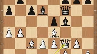 2018 World Chess Championship: Game 4 Carlsen vs Caruana