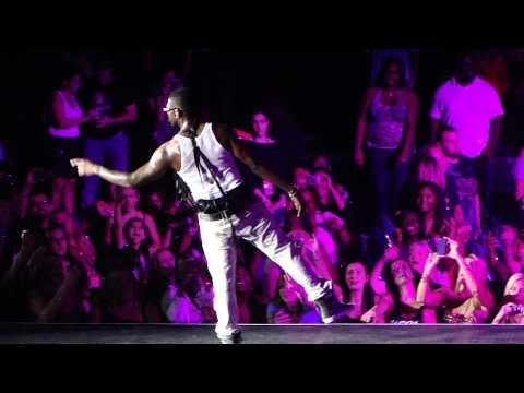 Usher - Hey Daddy (Daddy's Home) - Daytona Beach - 9/3/10