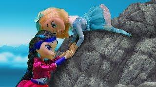 Сказочный патруль - приключения Вари и Снежки - Машины сказки из игрушек