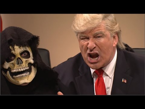 Dec,09 2016 Top 5 Donald Trump SNL SKITS