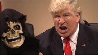 Dec09 2016 Top 5 Donald Trump SNL SKITS