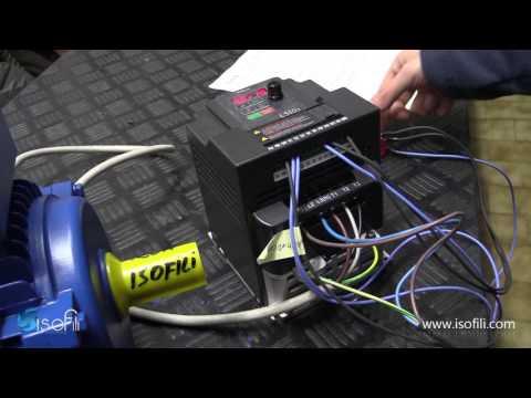 Come programmare un inverter per motori elettrici