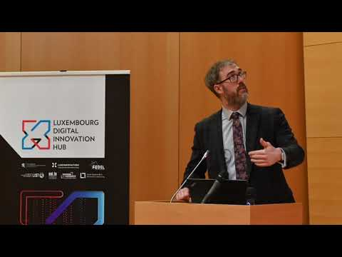 L-DIH Talk #2 – Tobias Stolz (Country Manager, Sopra Steria PSF Luxembourg)