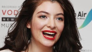 The Dark Side Of Lorde That Nobody Wants To Talk About