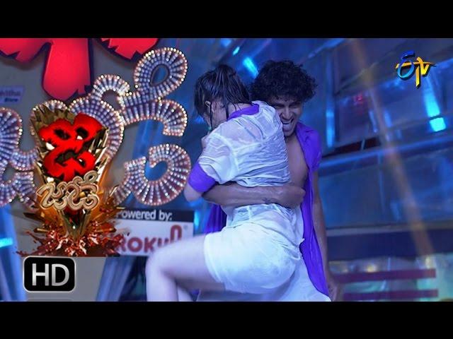 Dhee Jodi – Krishna and Pavithra Performance – 21st September 2016