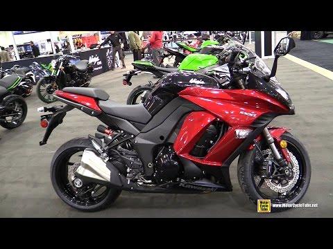 2015 Kawasaki Ninja 1000 Walkaorund - 2014 Toronto Snowmobile & ATV Show