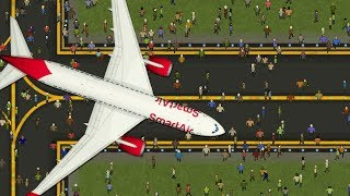 I Built an Airport of Suffering Where Nobody Is Safe - SimAirport