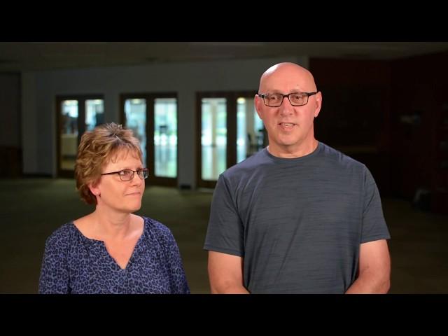 We Had a Stroke - Tom and Carla Engel