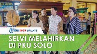 Selvi Ananda akan Lahirkan Cucu Ke-3 Jokowi di RS PKU Muhammadiyah Solo, Gibran Sudah Siapkan Nama