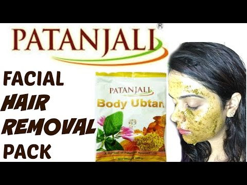 , title : '**PATANJALI facial hair removal pack** |Tanutalks|'