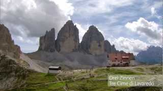 Dolomiti - Dolomites - Dolomiten, official video