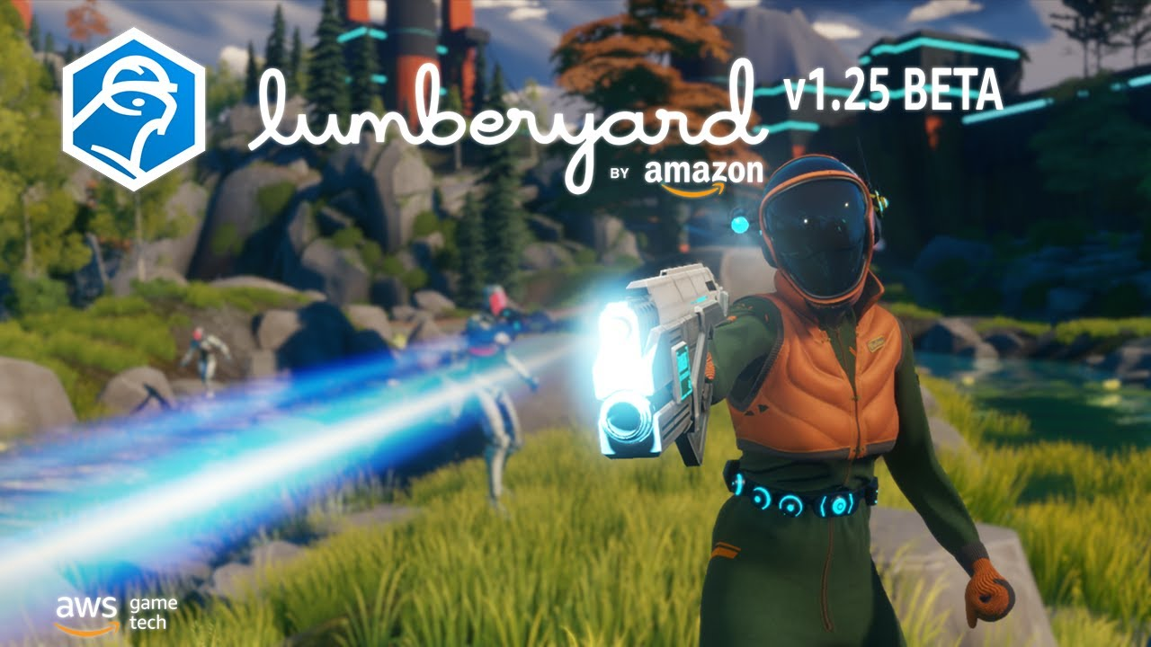 New Lumberyard Game Engine v1.25 BETA Spotlight
