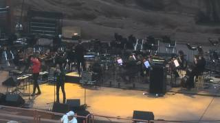 """Ariel Pink - """"Picture Me Gone"""" with the Colorado Symphony live at Red Rocks"""