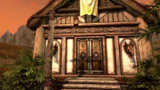 Skyrim mod.Best PS4 Player Housing Yet?No loading/Open doors.Whiterun.