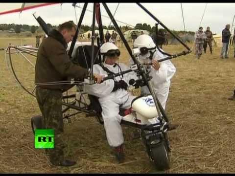 Putin's Latest Stunt Invites Ridicule - The New York Times