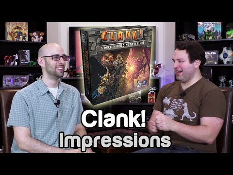 Clank! Impressions | Roll For Crit