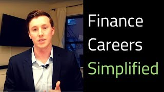 Career Paths for Finance Majors - Simplified