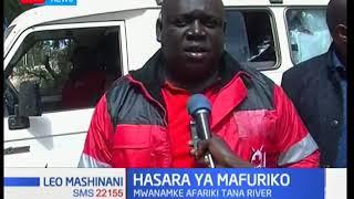 Hasara ya mafuriko: Mwanamke afariki Tana River