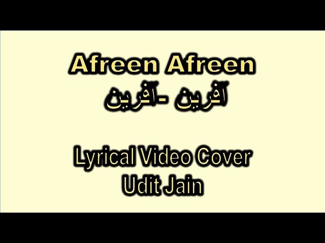 Meaning Of Afreen Kalentri 2018