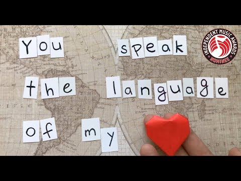 Language of My Heart - Original song and lyric video