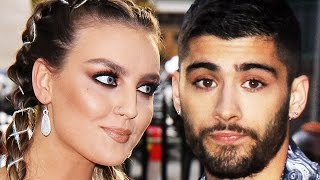 Zayn Malik Dissed By Perrie Edwards On X Factor - VIDEO