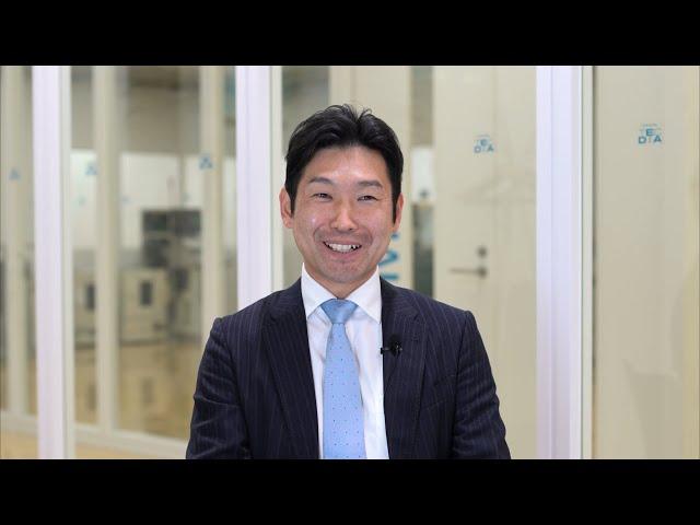 【テクダイヤ】社員インタビュー ~一緒に働く人ってどんな人?~ (鈴木 博英)