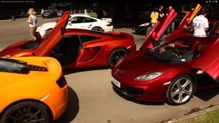 Wilton Classic And Supercars 2012 - Official Video