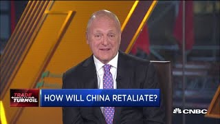 Former US ambassador weighs in on how China might react to the tariff hikes